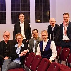 Das Team des Orgelfestival.Ruhr, © und F