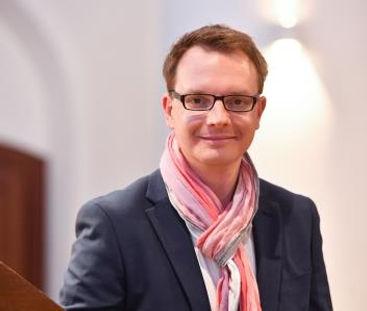 Andy v. Oppenkowski 2019, © Forum Kreuzeskirche Essen, Foto: Andreas Koehring