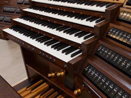 08.01.2019 : Folkwang zu Gast - Orgelstudio