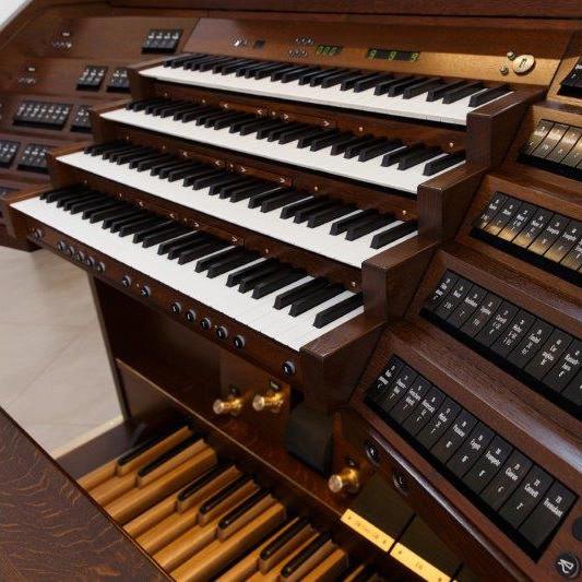 Schuke-Orgel Kreuzeskirche Essen; Foto: ...; Copyright: Forum Kreuzeskirche Essen