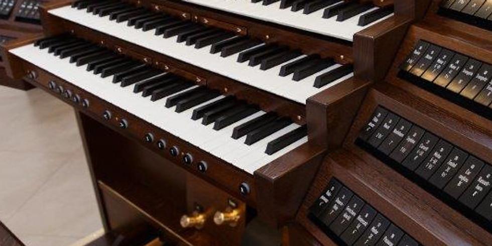Folkwang zu Gast – Orgelstudio 10. Nov 18.00 Uhr