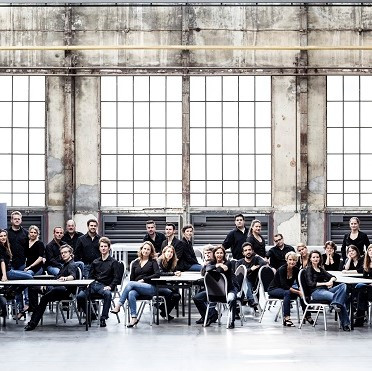 Chorwerk Ruhr, © und Foto Pedro Malinowski