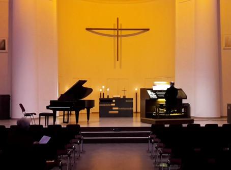 08.12.2020 : Orgelstudio Triduum III