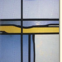 Kirchenfenster (Ausschnitt) Kreuzeskirche Essen, © Forum Kreuzeskirche Essen