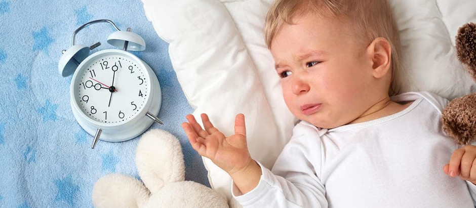 Top Tips for Adjusting Baby Sleep for Daylight Savings