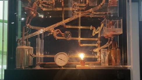 Automate «distillation du whisky»