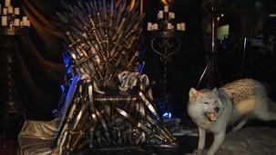 «Throne de fer» lancement au Grand Rex