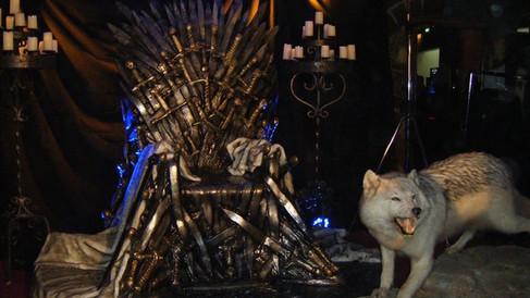 «Throne de fer»