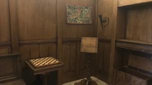 Reconstitution d'une chambre et d'une cellule - Château d'Amboise Escape Game