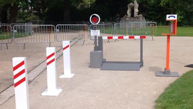 Parcours pédagogique «passage à niveau» - SNCF