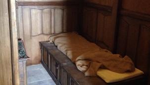 chambre et d'une cellule - Château d'Amboise Escape Game
