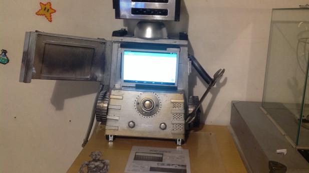Robot interactif