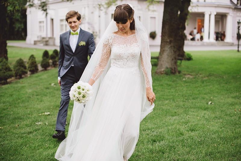 ślub w Dakowskim Dworze