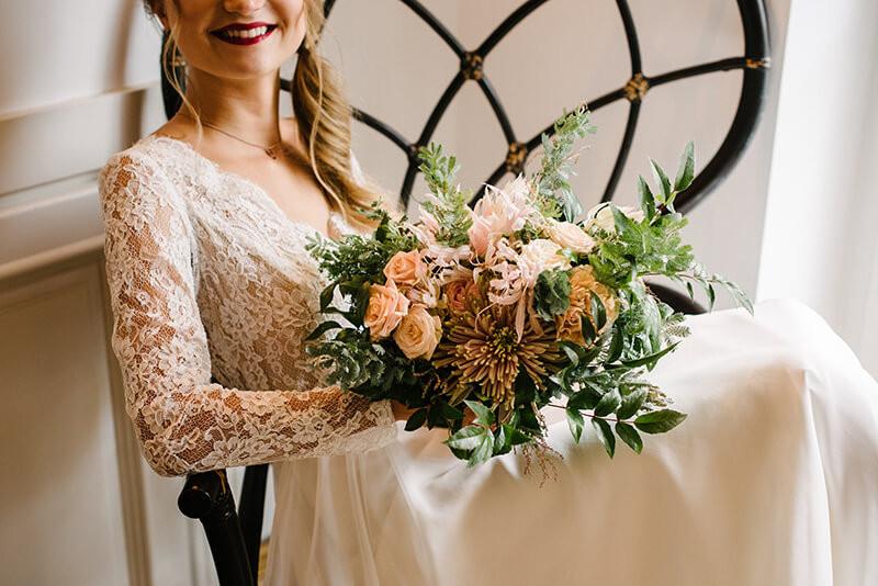 florystyka ślubna poznań