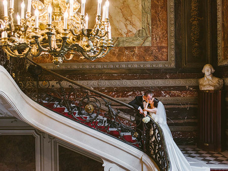 Przepiękny ślub w Paryżu | Monika i Sebastian | Fotograf ślubny Poznań