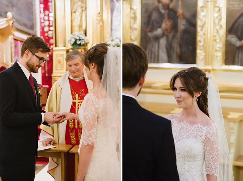 ślub w Bazylice w Czerwińsku