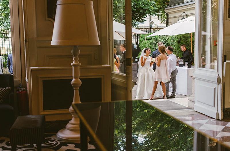fotograf ślubny Paryż