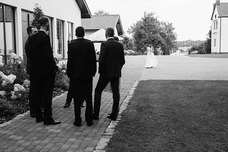 przyjęcie weselne w Bagatelce