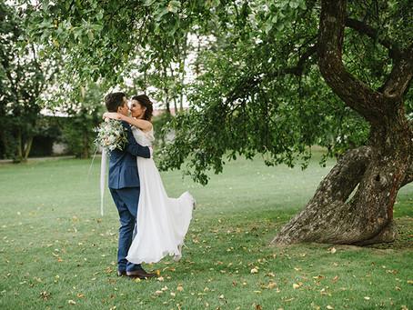 Rustykalne wesele w Bagatelce | Ola i Artur | Fotograf ślubny Poznań