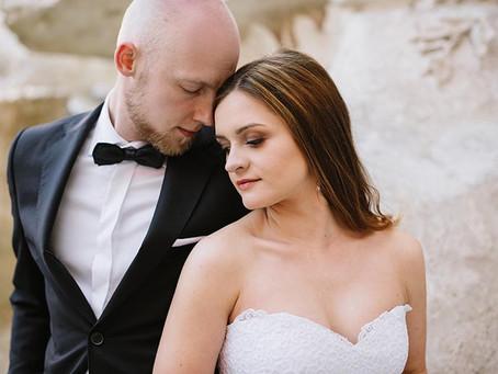 Sesja ślubna w Rzymie | Anastazja i Michał | Fotograf ślubny Poznań