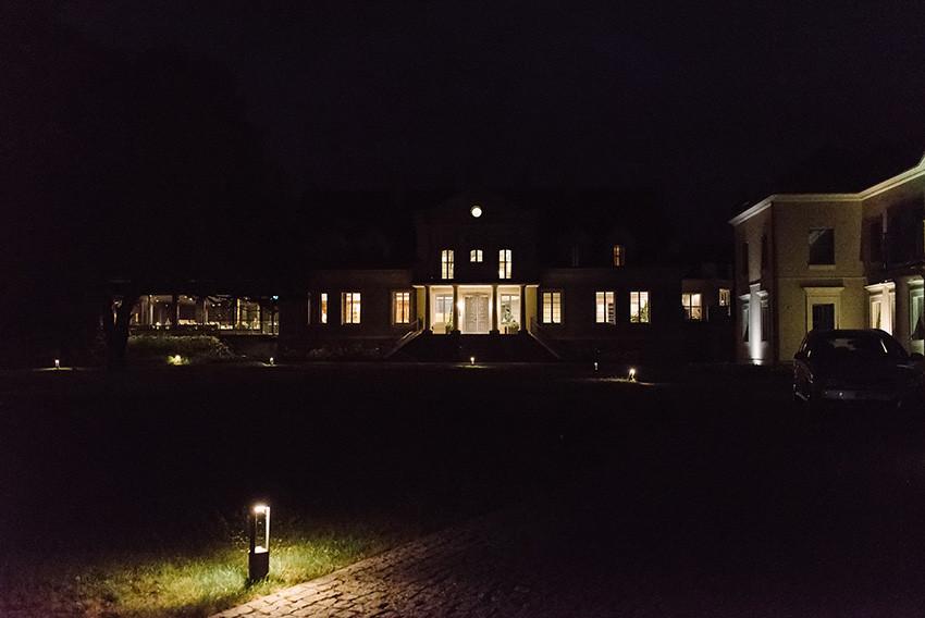 Herbarium Hotel nocą