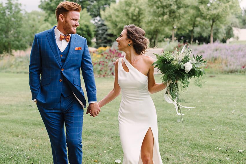 ślub w naturalnym stylu