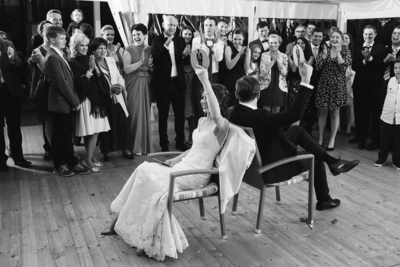 oczepiny test małżeński