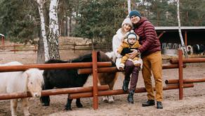 Świąteczna sesja rodzinna w Arendel