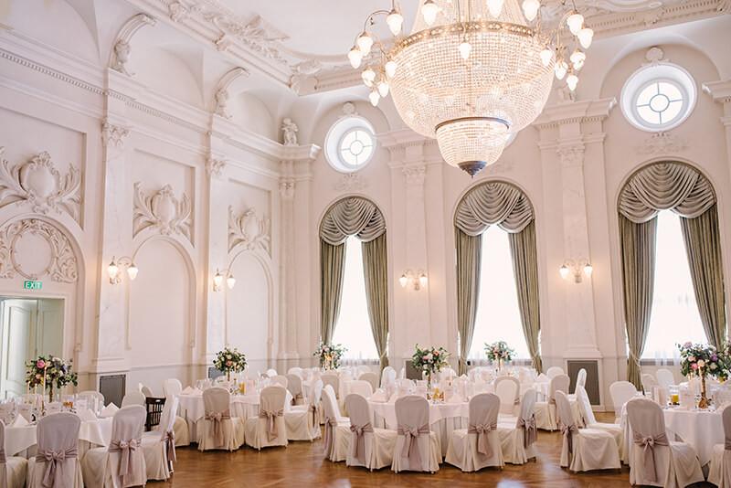 Bazar Poznański wesele