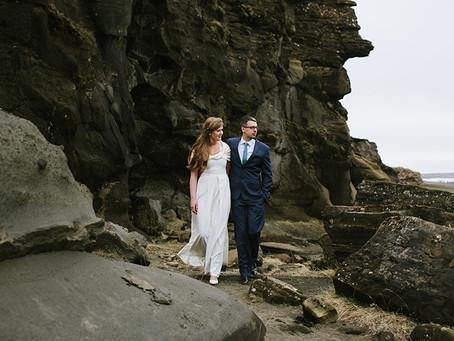 Sesja poślubna na Islandii | Fotograf ślubny Gdańsk | Martyna i Łukasz
