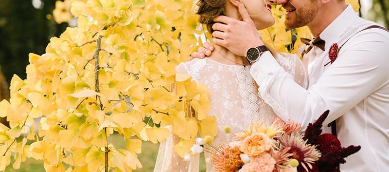 sesja ślubna w Dworku Separowo