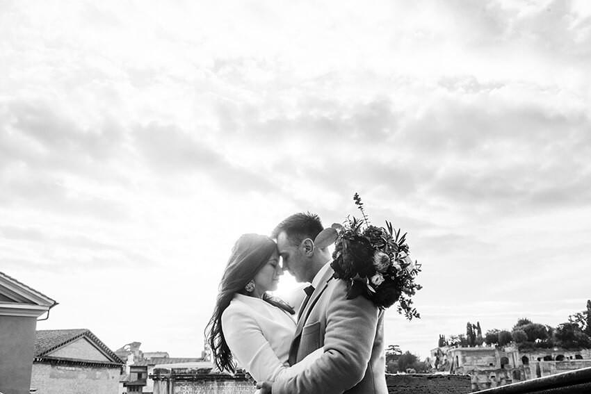 sesja poślubna we włoszech