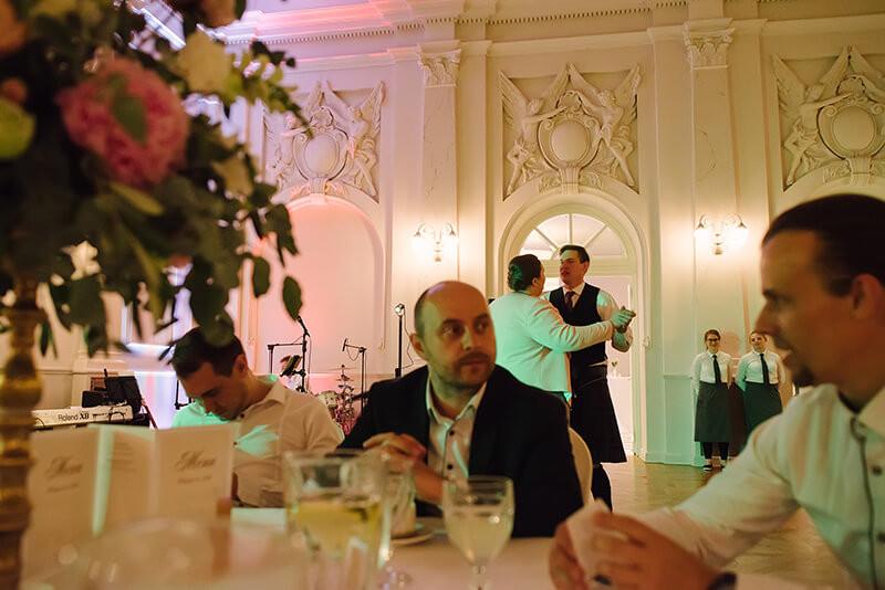 wesele w Bazarze Poznańskim