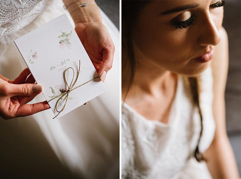 zaproszenia ślubne Love Prints