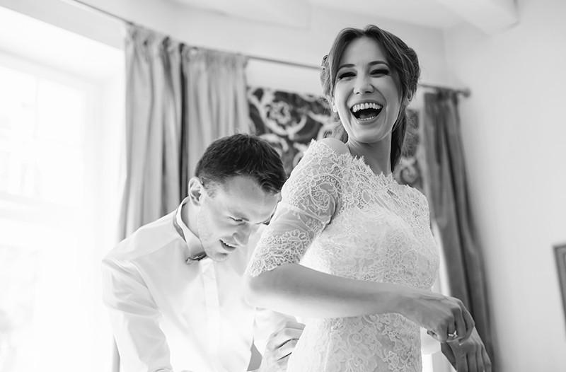 ślub w Pałacu Zdunowo