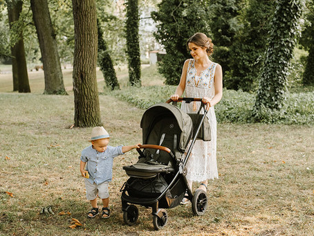 Rodzinna sesja konkursowa dla MUUVO | Hania, Jakub i Adaś