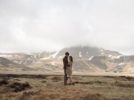 Budir | Kirkjufell | Heiamaey | Myvatn | Sesja na Islandii | Kasia i Jacek