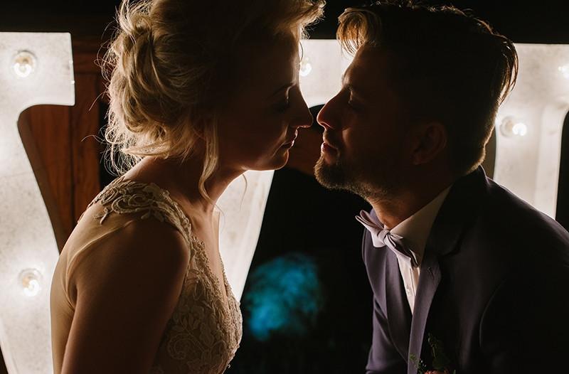 sesja ślubna w Młynie nad Regą