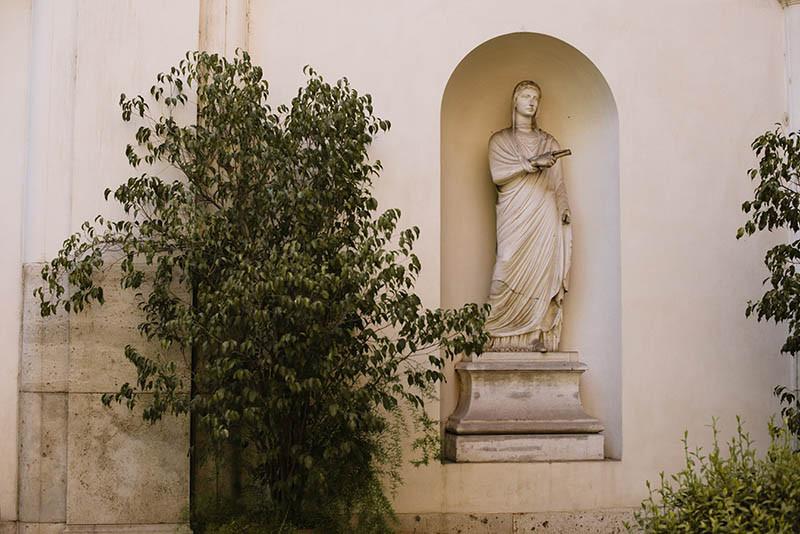 rzeźba w Rzymie
