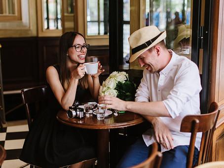 Sesja narzeczeńska w Paryżu | Monika i Sebastian | Fotograf ślubny Poznań
