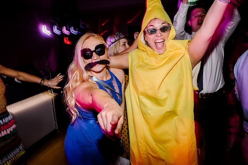 przebranie banan