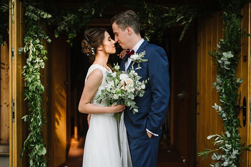 minisesja w dniu ślubu