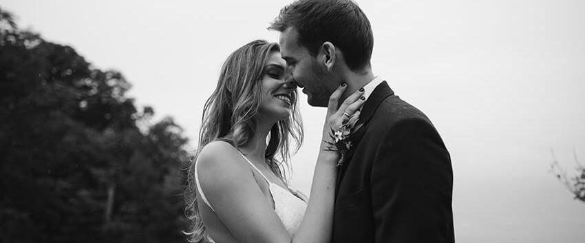 sesja poślubna w plenerze