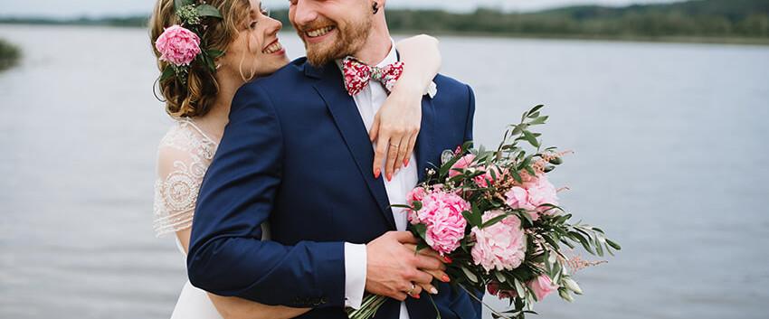sesja ślubna w Villa Natura w Dolsku