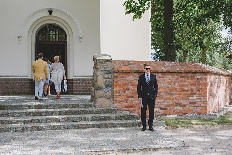 kościoł w Kiekrzu