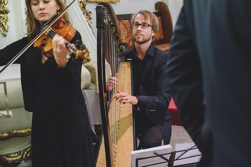 ślub w kościele w Kiekrzu