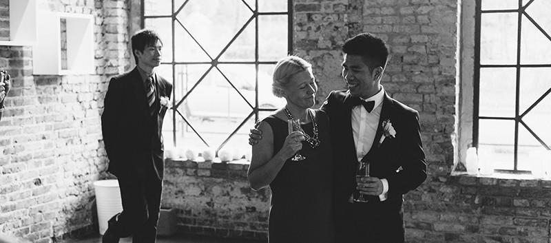 przyjęcie weselne w SPOT
