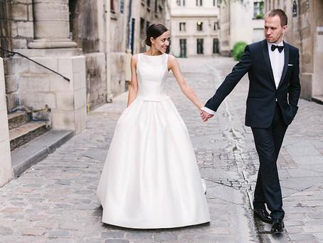 Sesja ślubna w Paryżu | Monika i Sebastian