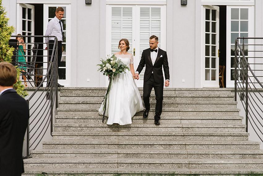Para Młoda idzie do ślubu