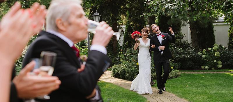 ślub w Villa Park Julianna